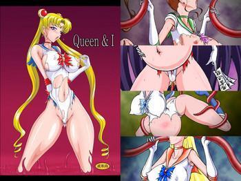 Naruto Queen & I- Sailor moon hentai Cumshot Ass
