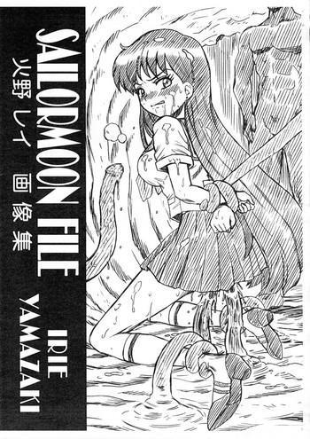 Amazing SAILORMOON FILE Hino Rei Gazoushuu- Sailor moon hentai Sailor Uniform