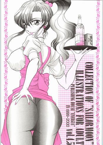 Big Penis [ENERGYA (Roshiya No Dassouhei)] COLLECTION OF -SAILORMOON- ILLUSTRATIONS FOR ADULT Vol.4.5 (Bishoujo Senshi Sailor Moon)- Sailor moon hentai Fuck