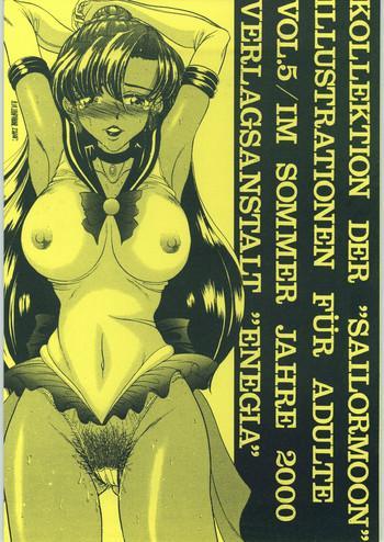 Gudao hentai (C58) [ENERGYA (Roshiya No Dassouhei)] COLLECTION OF -SAILORMOON- ILLUSTRATIONS FOR ADULT Vol.5 (Bishoujo Senshi Sailor Moon)- Sailor moon hentai Vibrator