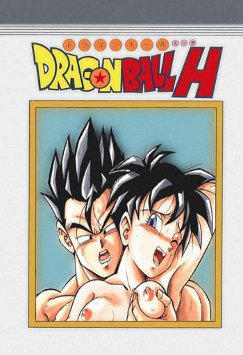 Mother fuck Dragon Ball H – Gohan & Videl- Dragon ball z hentai Slender
