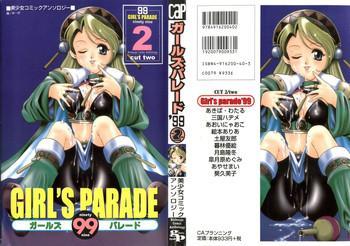 Eng Sub Girl's Parade 99 Cut 2- Neon genesis evangelion hentai Samurai spirits hentai Variable geo hentai Celeb
