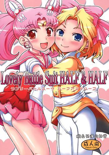 Naruto Lovely Battle Suit HALF & HALF- Sailor moon hentai Sakura taisen hentai Titty Fuck