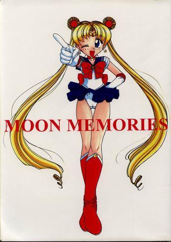 Yaoi hentai MOON MEMORIES- Sailor moon hentai Married Woman