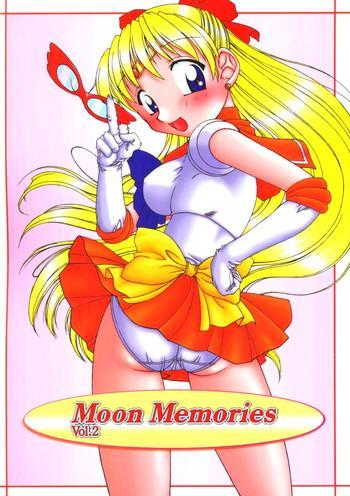 Big Ass Moon Memories Vol. 2- Sailor moon hentai Cumshot Ass