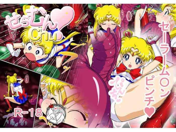 Porn Sailor Moon Chu!- Sailor moon hentai Stepmom