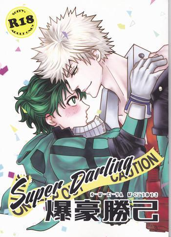 Yaoi hentai Super Darling Bakugou Katsuki- My hero academia hentai Squirting