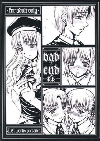 Big Penis Bad End- Gundam hentai Gundam zz hentai Blowjob