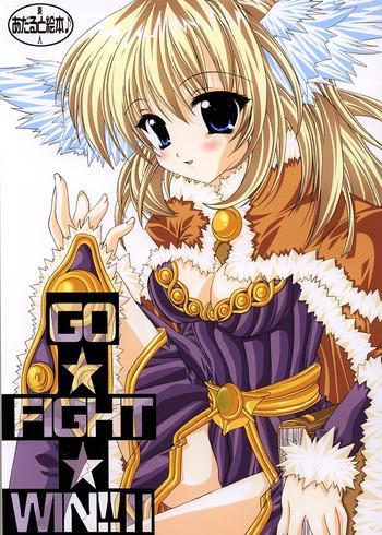 Eng Sub GO☆FIGHT☆WIN!! II- Ragnarok online hentai Stepmom