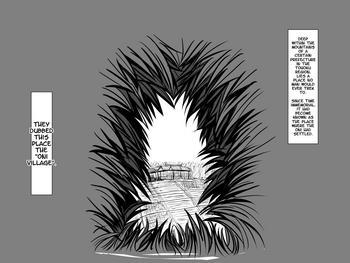 Full Color [Moonlight Diner] Oni no Sato no Ningen no Bouya ~Asaburo Hen~ | The Human Boy in the Oni Village ~Morning Bath Chapter~ [English] {Hennojin} Documentary