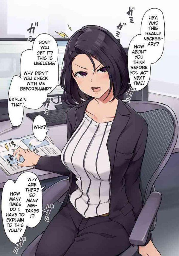 Hairy Sexy Onna Joushi to Ura de Nikutaikankei o Motsu Ohanashi- Original hentai Reluctant