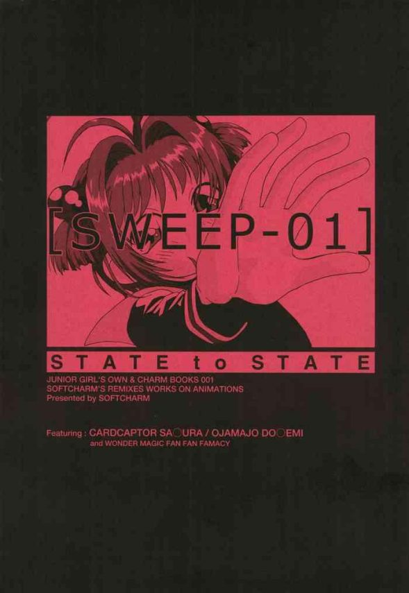 Yaoi hentai SWEEP-01 STATE to STATE- Cardcaptor sakura hentai Fun fun pharmacy hentai Ojamajo doremi | magical doremi hentai Married Woman